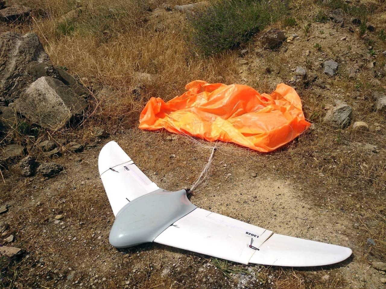 No Calm In Nagorno-Karabakh: Azerbaijani Forces Intercepted Armenian UAV Over Kalbajar Region (Photos)