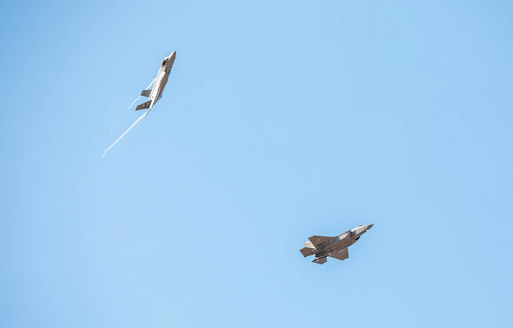 Airspace Secured: Italian F-35 Fighter Jets Arrive In Estonia To Guard The Baltics