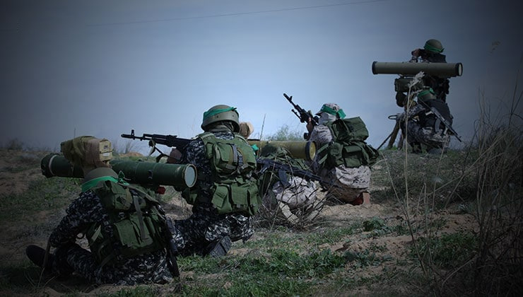 Gaza Clashes: Israeli Military Sustained First Causality In Hamas ATGM Strike (Videos)