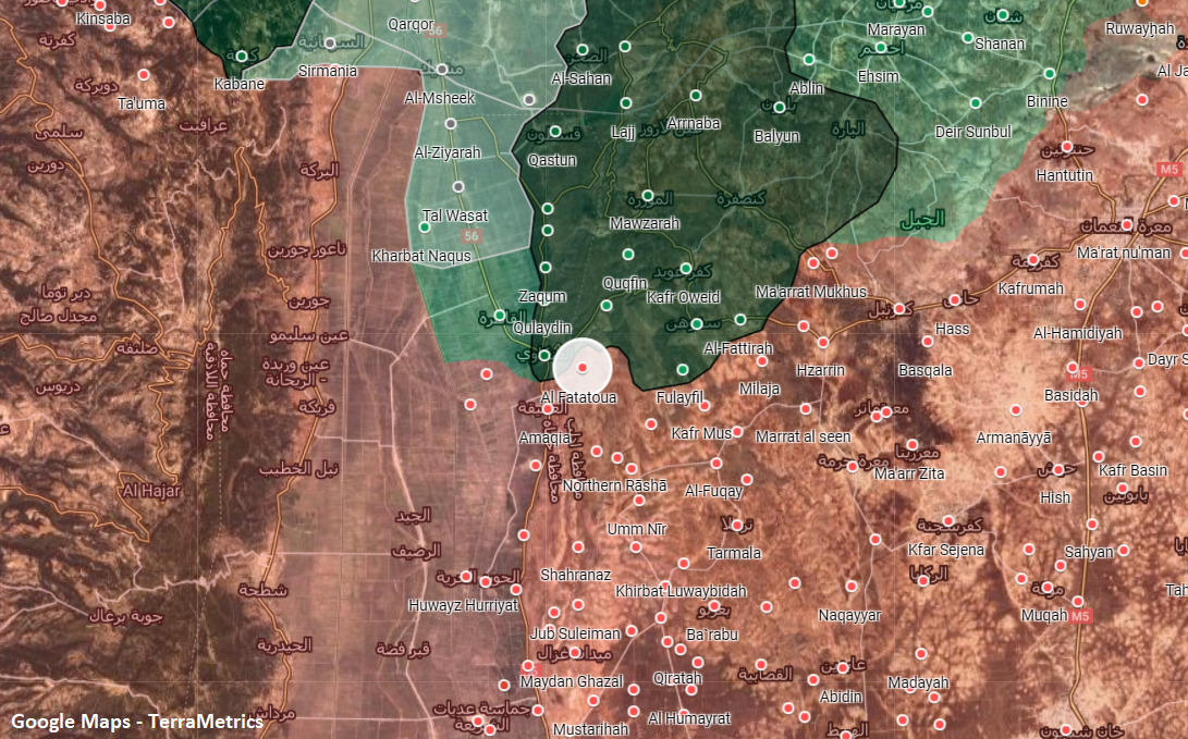 Rocket Attack Leaves Three Syrian Soldiers Dead In Greater Idlib