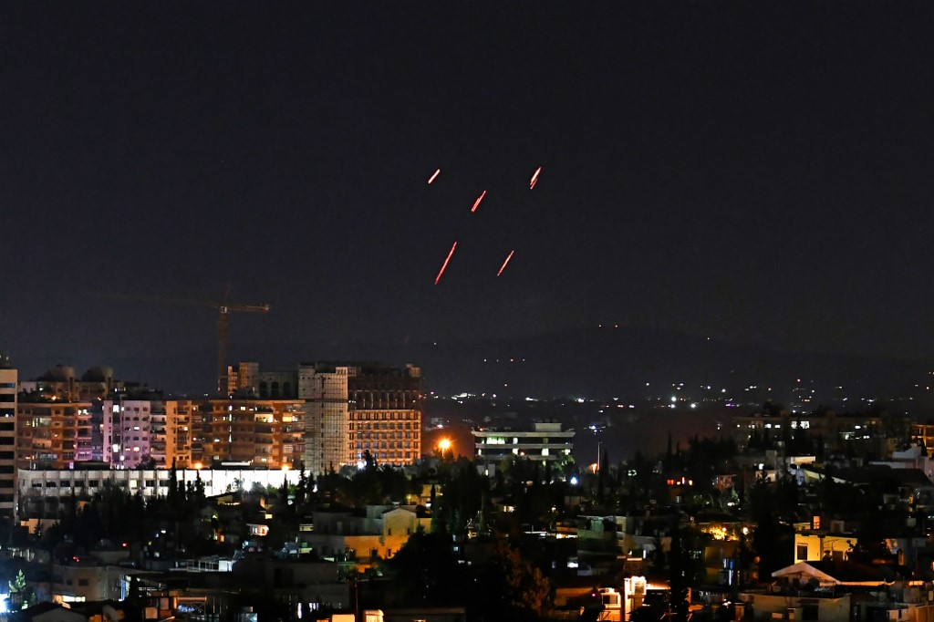 Alleged Israeli Strikes Target Various Positions In Syria