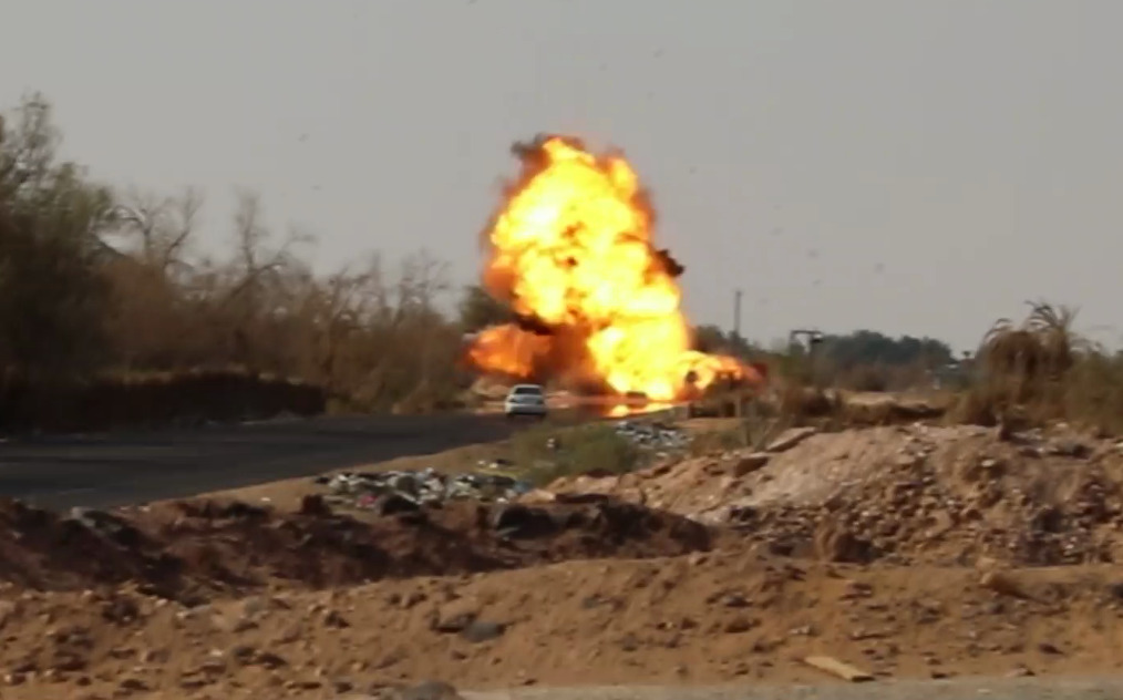 ISIS Released Video Of Deadly Suicide Attack In Southwestern Libya