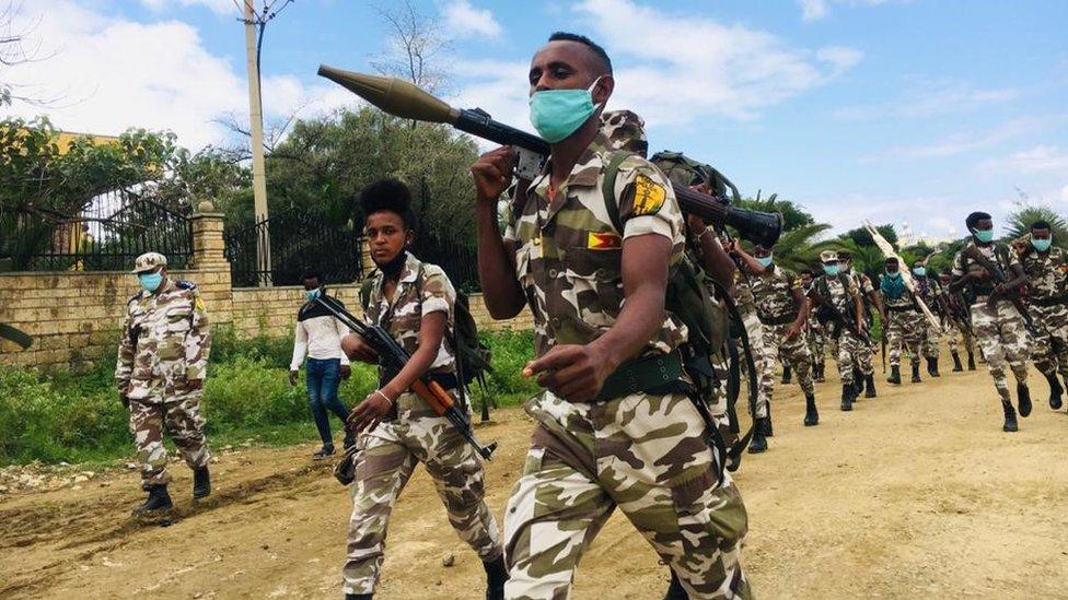 Ethiopian Government Announces Ceasefire, As TPLF Takes Control Tigray's Capital
