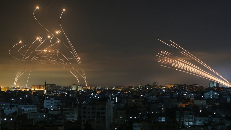 Israel To Seek $1Bn Replenishment For Iron Dome From U.S., As New Coalition Government Forms In Israel