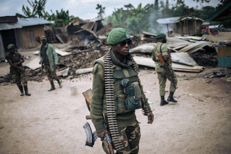 At Least 55 Killed In Islamist Massacres In Congo's Bloodiest Day