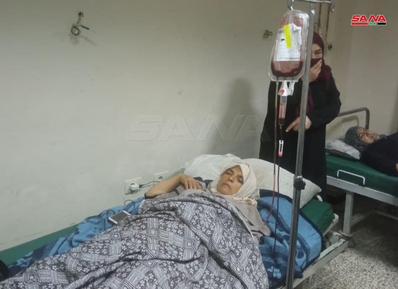 Eight Civilians Injured In Homs City Terrorist Attack (Photos)
