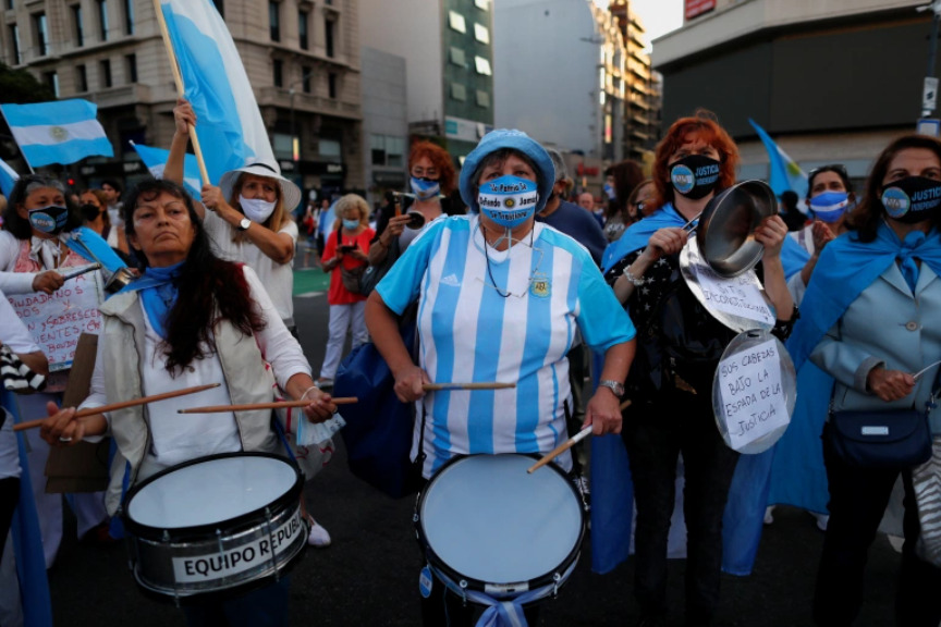 Argentina: The Battle Of COVID Vaccines