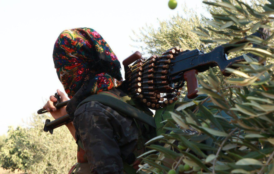 Afrin Liberation Forces Announces New Attack On Turkish Forces, Shares Footage Of Missile Strikes