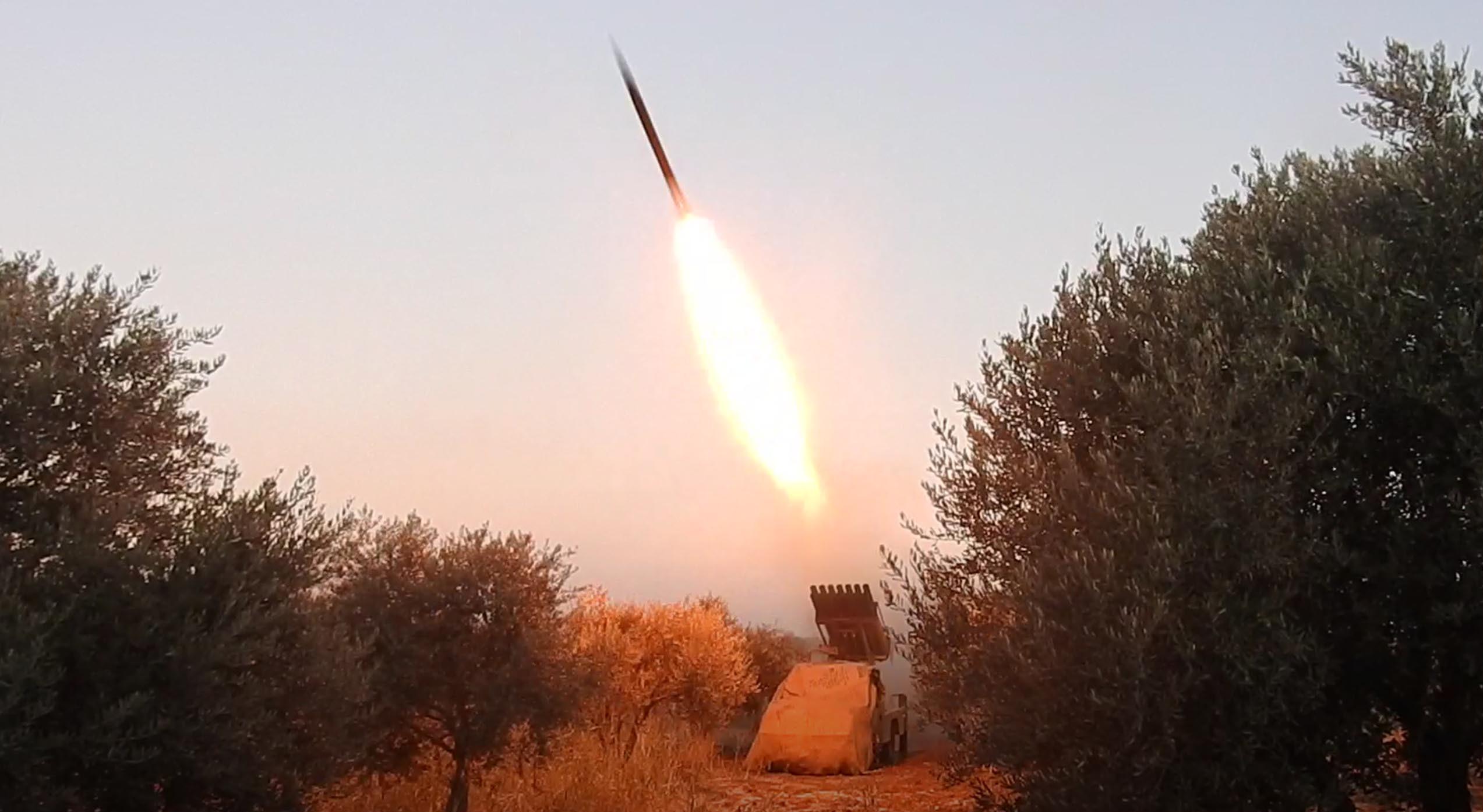 16 Killed In Rocket Attack On Turkish-Occupied Afrin, Kurdish Forces Blamed (Videos, Photos)