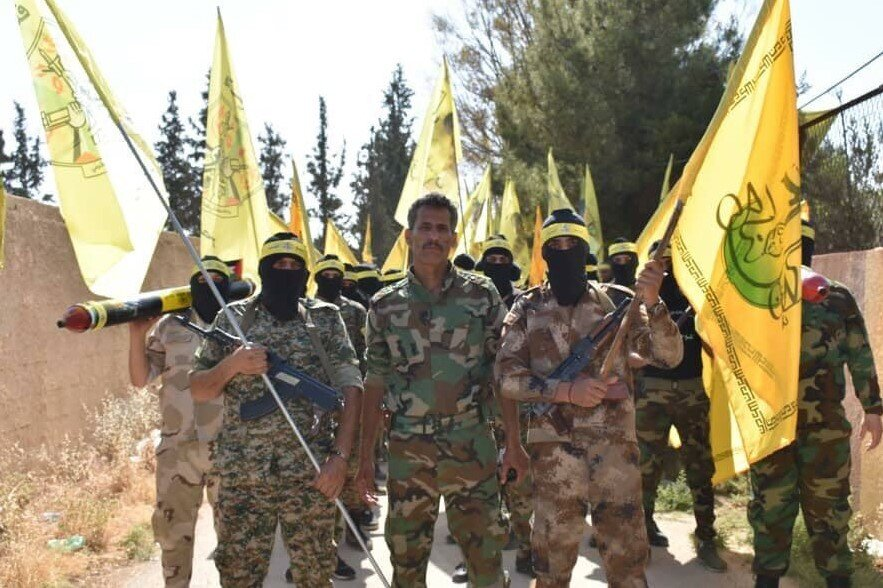 Iraq's Al-Nujaba Movement Says It Could Liberate Golan Heights As A Break From Fighting ISIS