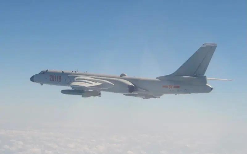 China Flies Record 28 Warplanes Near Taiwan In Show Of Force Following G7 Spat