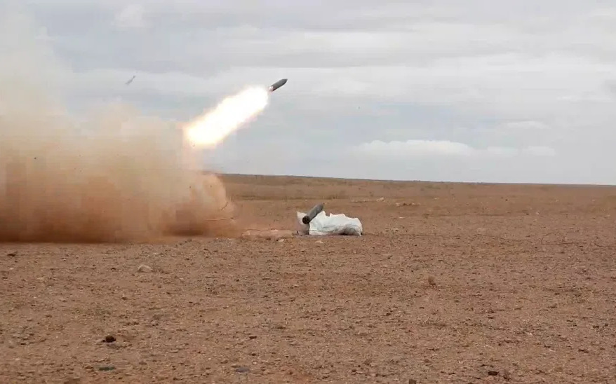 Rocket Attack Hit US Base In Eastern Syria Gas Pant (Video)