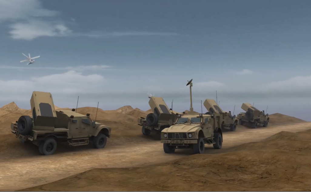 US Marines To Develop New System Armed With Israeli-Made Loitering Munitions