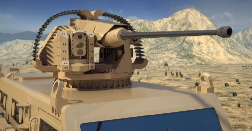 Turkey's Attempt At Military Self-Sufficiency Now Includes Automated Turret