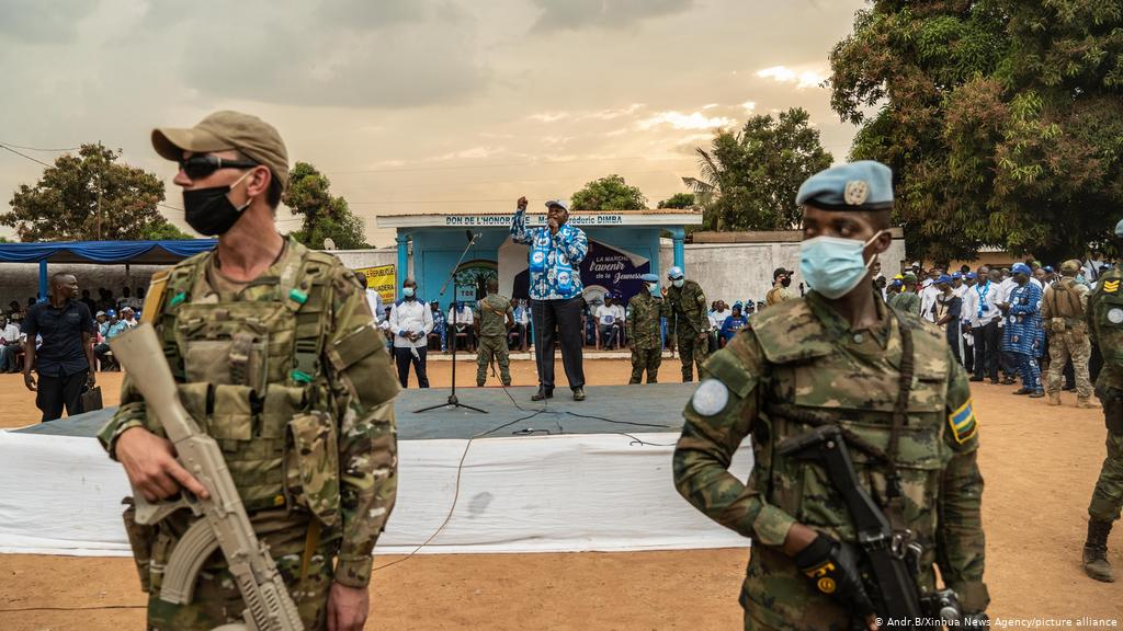 Chad Accuses CAR Forces And Their Russian Allies Of Raiding Border Checkpoint
