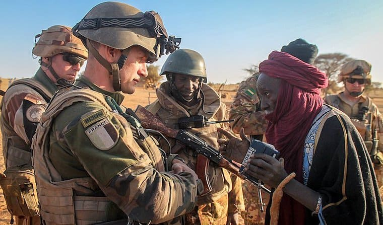 France Slams Mali Leadership, Accuses Them Of Wiping Their Feet On French Blood
