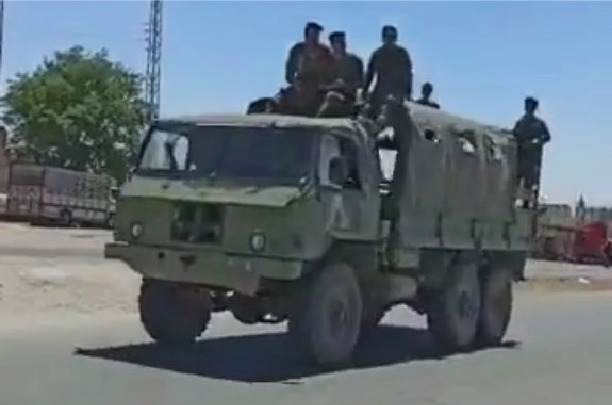 Yugoslavian-Made Military Trucks Spotted With Syrian Army (Photos, Video)