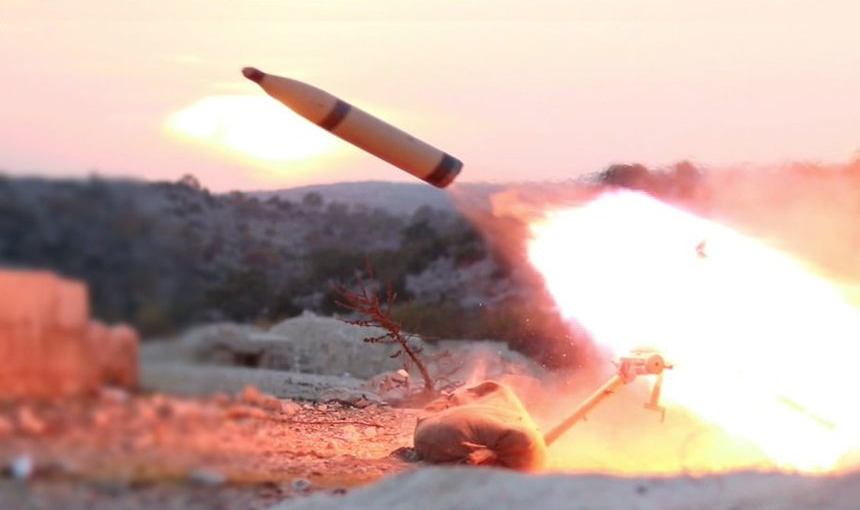Iranian, Iraqi Forces Are Manufacturing Rocket Launchers In Syria's Deir Ezzor – Report