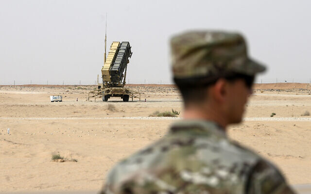 U.S. To Remove Defense Systems From Saudi Arabia, Other Middle Eastern Countries