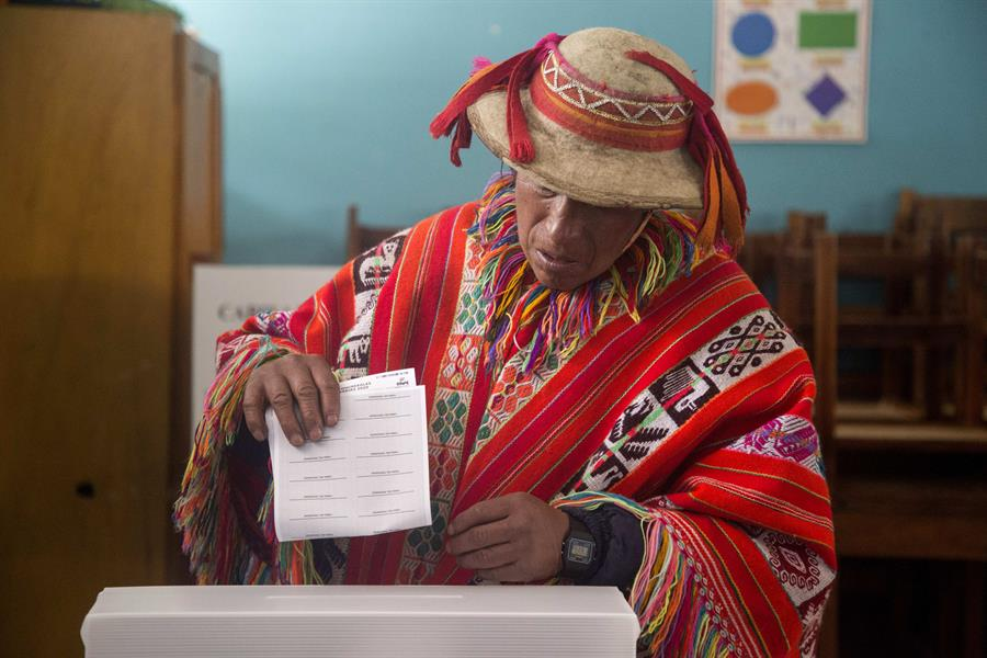 Presidential Election in Peru: Some Claim Apocalypse Is Coming