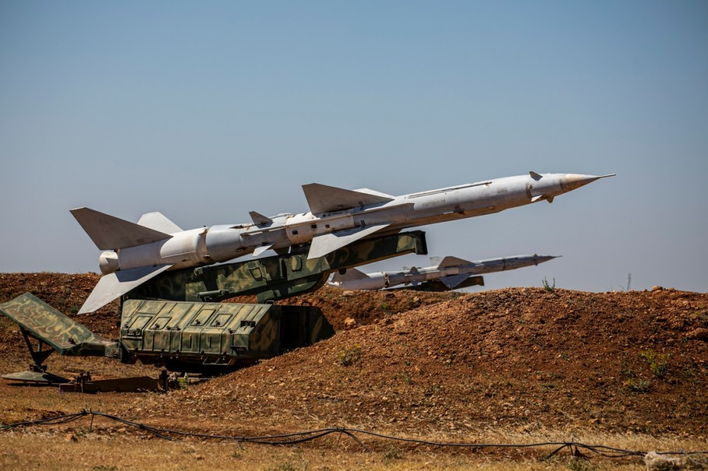 Syrian Army To Reactivate Air-Defense Base In Northern Aleppo