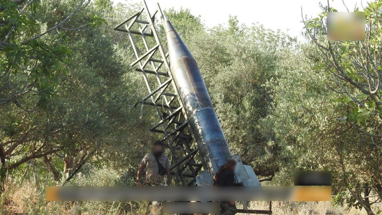 Greater Idlib: Al-Qaeda-Linked Militants Targeted Syrian Army Gathering With Ultra Heavy Rocket (Photos)