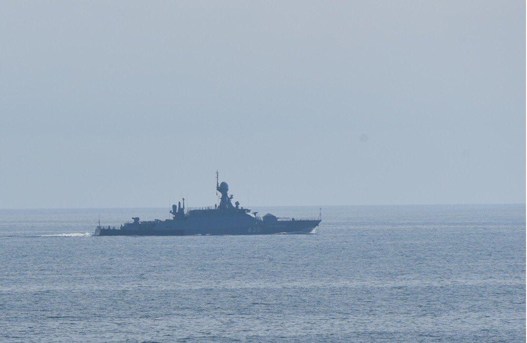 Amazing NATO Manoeuvres In The Black Sea (UPDATED)