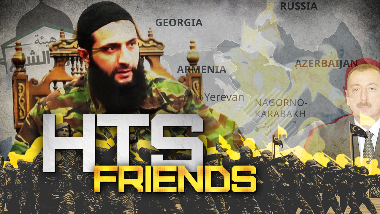 Azerbaijan Got Caught Supporting Al-Qaeda-Linked Jabhat Al-Nusra In Syria - Report