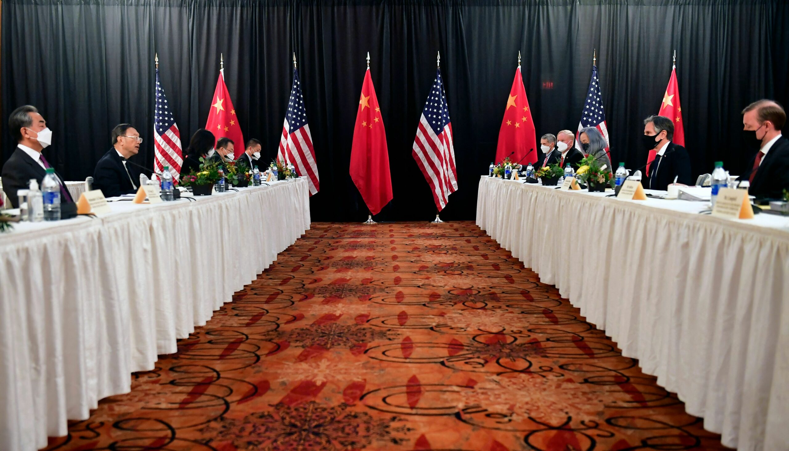 Rumors Abound Of Chinese Vice-Premier Defecting To The U.S.