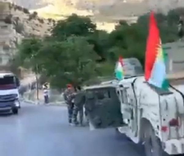 PKK Gunmen Attack Positions Of Iraqi Peshmerga. Multiple Casualties Reported (Videos)