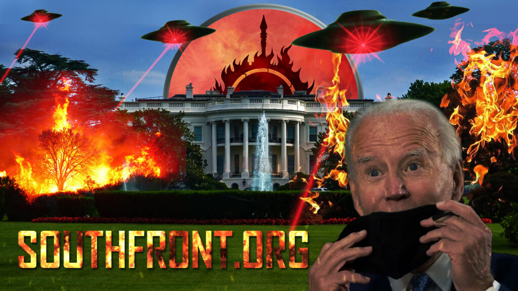 SouthFront's UFOs Over White House And New Arms Race