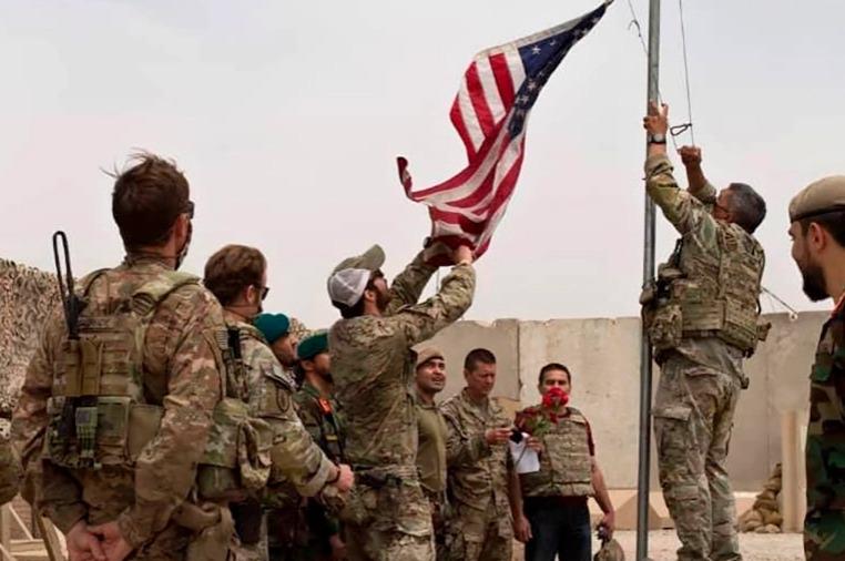 U.S. Reportedly Mulls Striking Taliban, Amid Rumors Of Actual Strikes