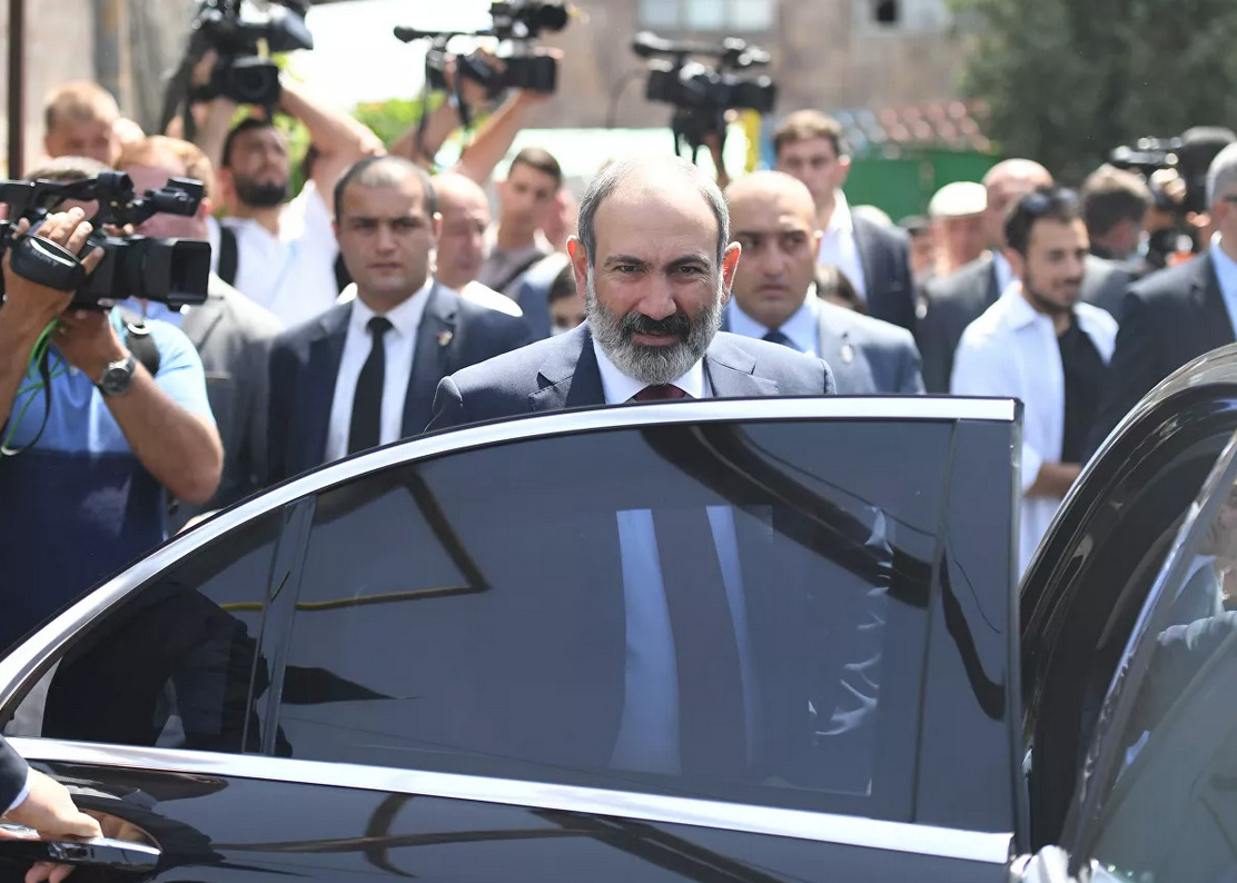 Europe's Last 'Wanna-Be' Dictator: Nikol Pashinyan Claims Victory In Armenia Election