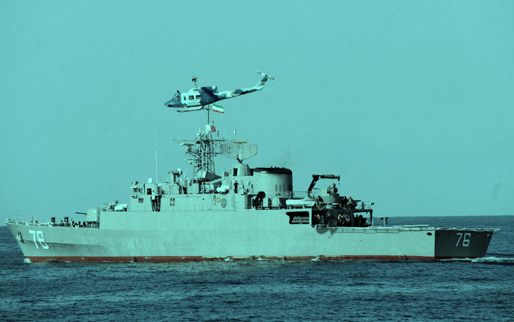 4th Moudge-Class Frigate To Enter Service With Iranian Navy