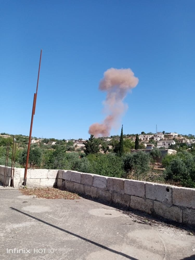 Three HTS Officials Killed In SAA And Russian Strikes On Idlib (Videos)