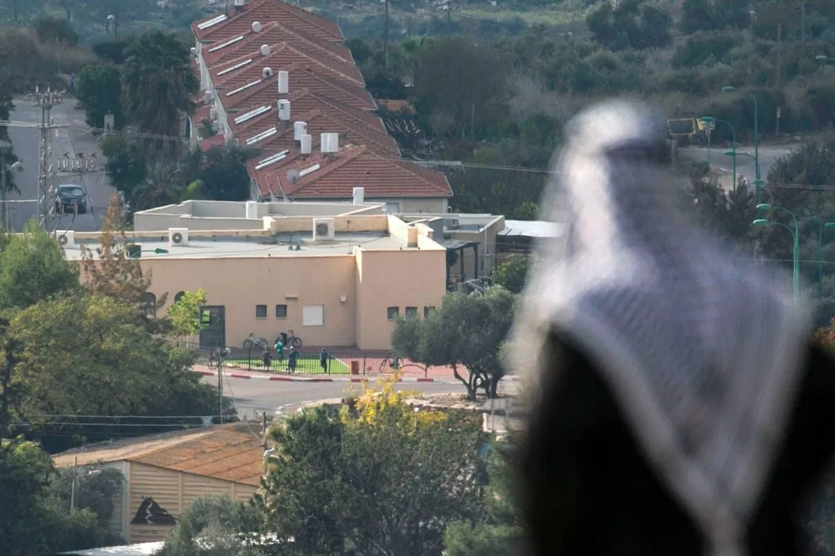 New Israeli Government Approves 31 Settlement Projects In The West Bank