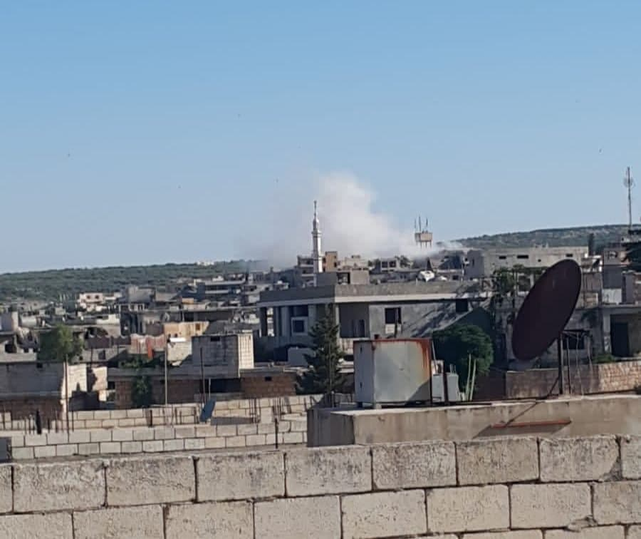 SAA Revenged Child's Death With Intense Shelling On Southern Idlib, Killing Turkish-Backed Commander