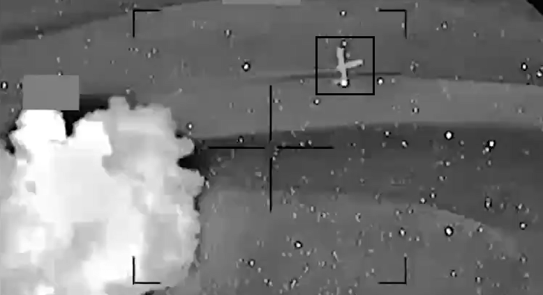 Escalation In Yemen: Houthis Shot Down US Drone, Lunched More Drones & Missiles At Saudi Arabia (Videos)