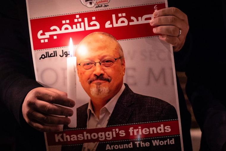 Four Of Khashoggi's Assassins Received Paramilitary Training In The U.S.