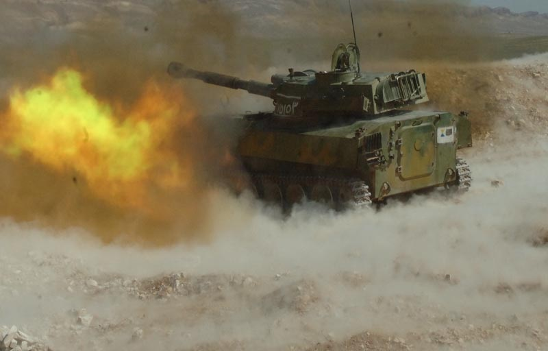 Syrian Artillery Hammered Another Turkish Post In Greater Idlib (Videos, Photos)