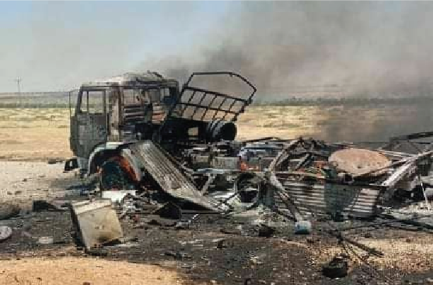 ISIS Ambush Leaves 15 Syrian Soldiers Dead Or Injured In Eastern Hama
