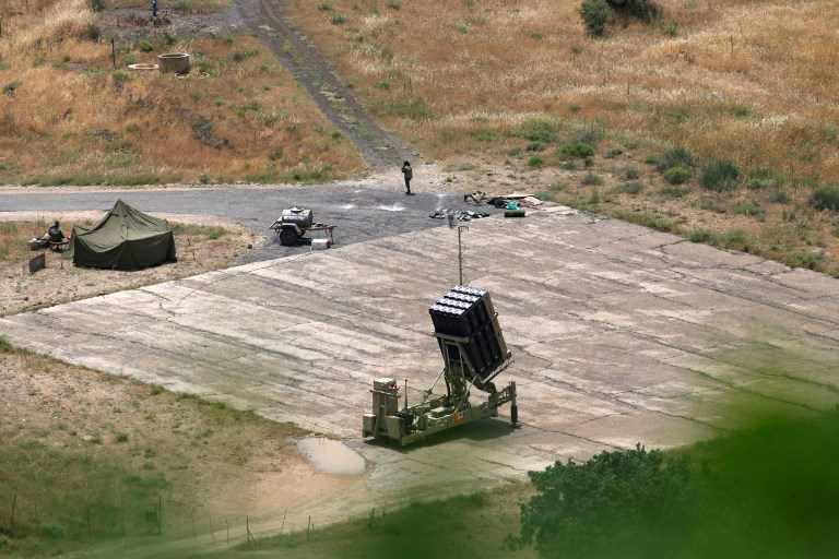Israel Defense Forces Shell Lebanon Following Alleged Rocket Attack