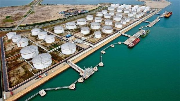 Iran Opens Its First Oil Terminal In The Gulf Of Oman, Bypassing Strait Of Hormuz