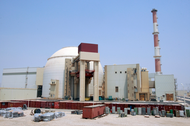 Iran's Sole Nuclear Power Plant Back Online As Energy Crisis Approaches