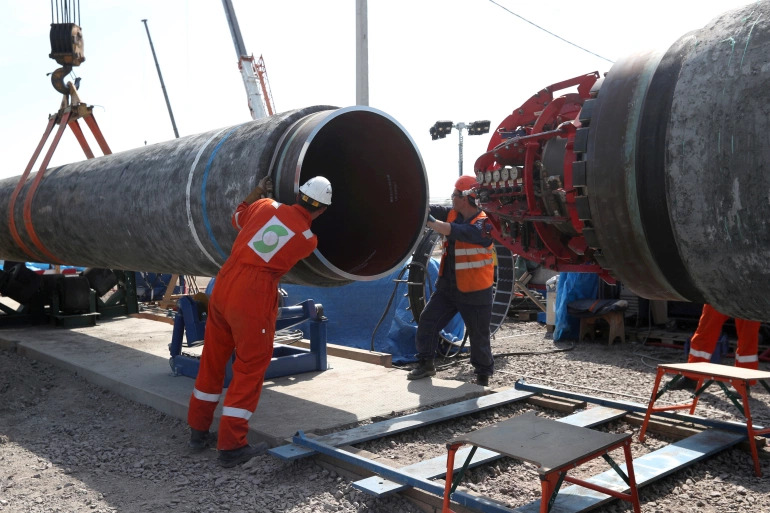 U.S. Allegedly Urges Ukraine To Keep Quiet On Nord Stream 2, As Deal With Germany Draws Nearer