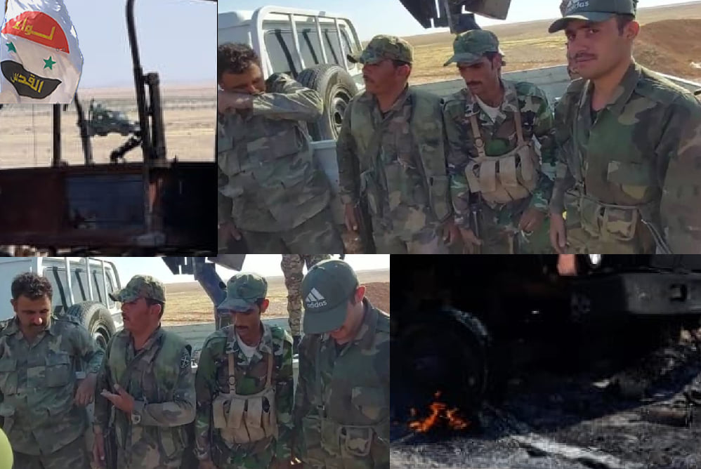 Russian Warplanes Punished ISIS Terrorists For Deadly Attacks On Army Troops In Central Syria (Photos)