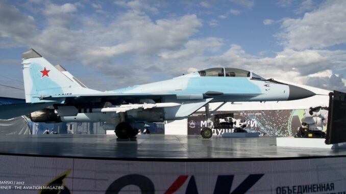 Much To See In MAKS-2021's First Days In Russia