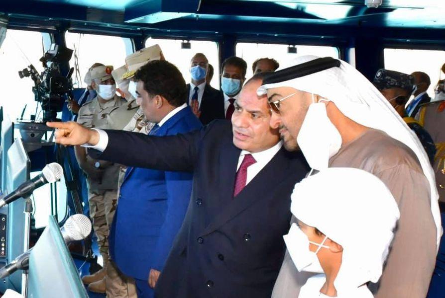 Egypt Opens New Strategic Naval Base On Mediterranean Sea (Video, Photos)