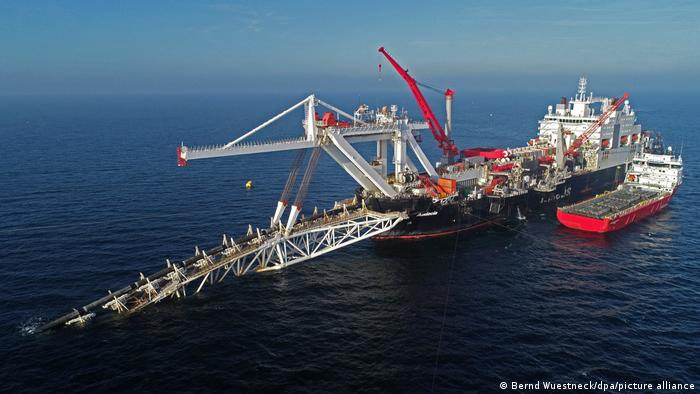 """U.S. And Germany Reach """"Compromise Deal"""" On Nord Stream 2, Ukraine"""