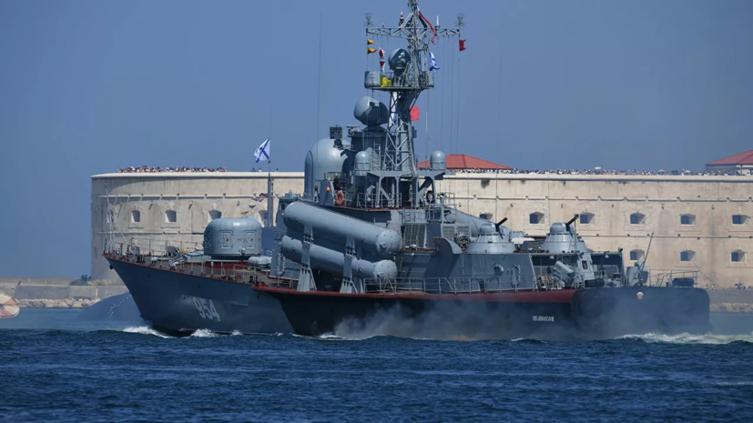 No Calm In The Black Sea: New Incident Involves Ukrainian Fishing Vessel And Russian Warships